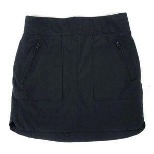 Athleta Women's Size 0 Black Soft Stretch Zip Pock
